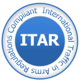ITAR certification logo